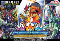 Future Card BuddFight Triple D Climax Booster (Dragon Fighters) (Eng)