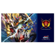 Future Card Buddy Fight Rubber Playmat - Thunder Emperor Dragon Batzz