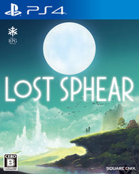 (PO) Lost Sphear (PS4)