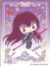 (PO) Character Sleeve Fate/Grand Order X Sanrio Scathach EN-549 (3)