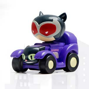 Justice League Spinning Car Collection 1 - Catwoman