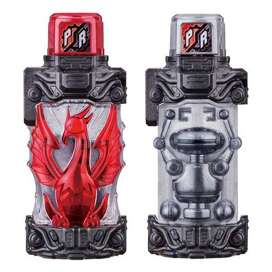 Kamen Rider Build DX Phoenix Robot Full Bottle Set