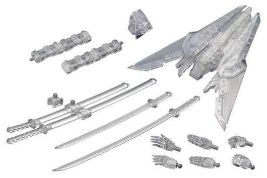 M.S.G Modeling Support Goods Weapon Unit Assorted 02 Sharp Set Clear Ver.