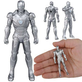 MetaColle Iron Man Mark II
