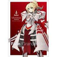 Fate/Grand Order Mouse Pad - Saber / Mode Red
