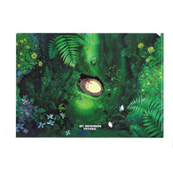My Neighbor Totoro A4 Clear File ART