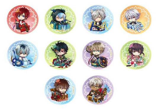 100 Sleeping Princes & The Kingdom of Dreams Fortune Can Badge Pri Coffret Vol. 2