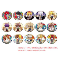 (PO) 100 Sleeping Princes & The Kingdom of Dreams Fortune Can Badge School Festival Ver. (12)