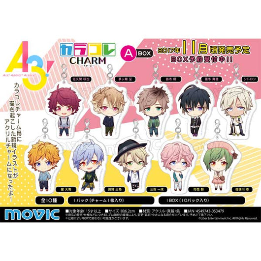 A3! Color Collection Charm A-BOX
