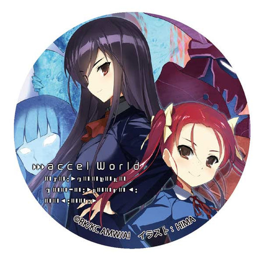 (PO) Accel World Can Badge B (3)