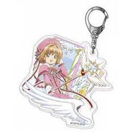 Acrylic Key Chain Cardcaptor Sakura: Clear Card Arc 02 Sakura B