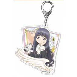 Acrylic Key Chain Cardcaptor Sakura: Clear Card Arc 05 Tomoyo