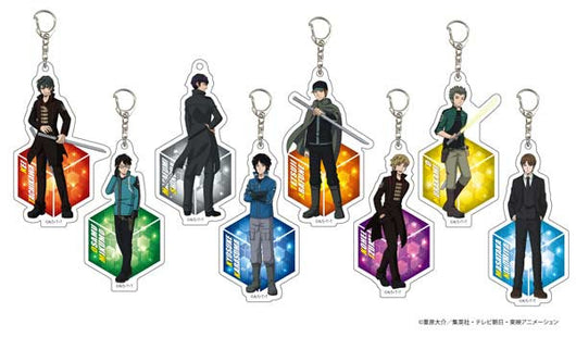 (PO) Acrylic Key Chain World Trigger 01 (5)