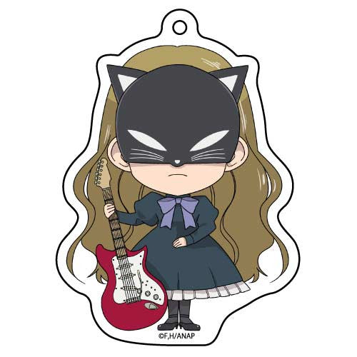 (PO) Anonymous Noise Acrylic Key Chain - MIOU (6)