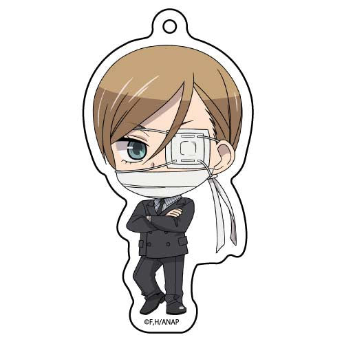 (PO) Anonymous Noise Acrylic Key Chain - YUZU (6)