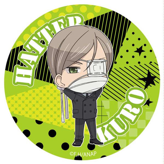 (PO) Anonymous Noise Can Badge - KURO (6)