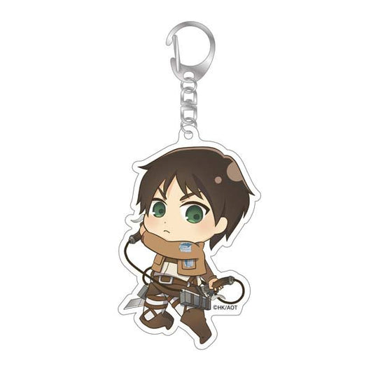 Attack on Titan Acrylic Mascot - Eren