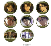 Attack on Titan Character Badge Collection B Levi