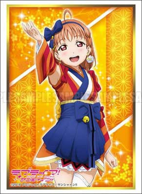 Bushiroad Sleeve Collection High-grade Love Live! Sunshine! Takami Chika Part. 4