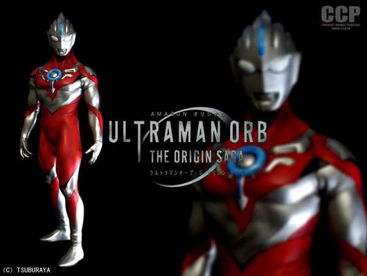 (PO) CCP Tokusatsu Series Vol. 075 Ultraman Orb: The Origin Saga (10)