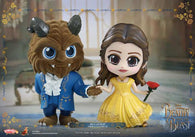 COSB352 Beauty and the Beast - Belle & Beast Cosbaby Collectible Set