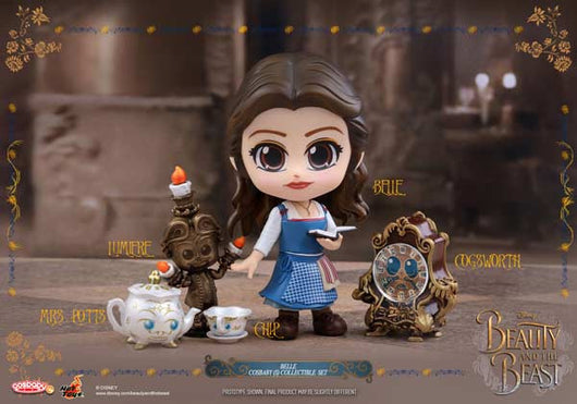 COSB353 Beauty and the Beast - Belle Cosbaby Collectible Set