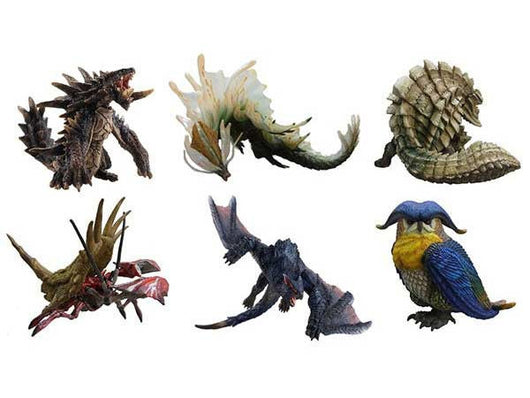 Capcom Figure Builder Monster Hunter Standard Model Plus Vol. 7 (Re-issue)