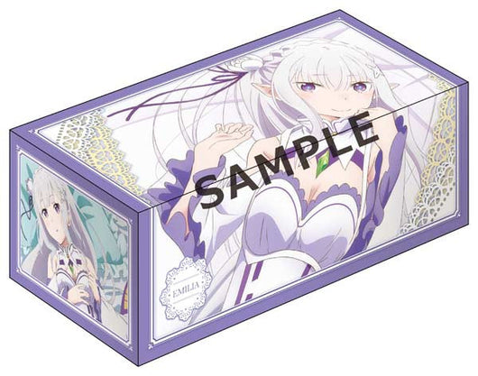 Card Box Collection Re:Zero kara Hajimeru Isekai Seikatsu - Emilia