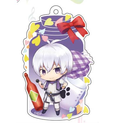 (PO) CharaToria Key Chain IDOLiSH7 - Osaka Sogo (2)