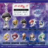 (PO) Chara Forme Shin Megami Tensei - 25th Anniversary! Acrylic Key Chain Collection Vol. 1 (2)