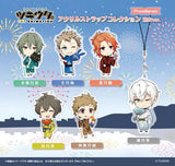 Chara Forme Tsukiuta. Acrylic Strap Collection Yukata Ver. Procellarum
