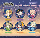 Chara Forme Tsukiuta. Can Badge Yukata Ver. Six Gravity