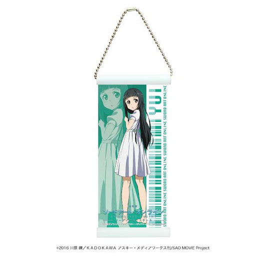 (PO) Chara Mini Tapestry Sword Art Online -Ordinal Scale- 03 Yui (6)