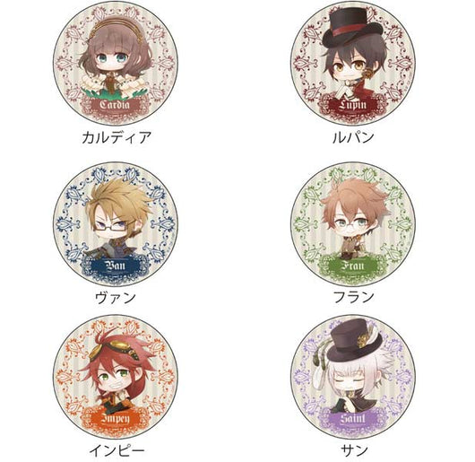 (PO) Code: Realize Flask Series Can Badge (10)