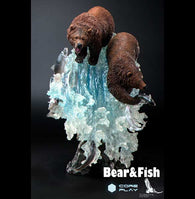(PO) Coreplay x Warhawk Studio Bear & Fish (12)