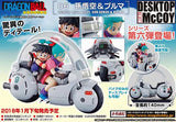 DESKTOP REAL McCOY Dragonball 06 Son Goku & Bulma