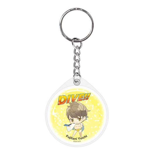 (PO) DIVE! Liquid Key Chain - Fujitani Yoichi (9)