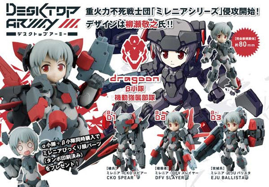 (PO) Desktop Army Y-021d Millenia Series Beta Platoon (7)
