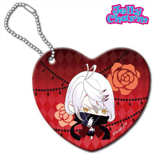 (PO) Diabolik Lovers Lost Eden Jelly Charm Heart Type - Caria (6)