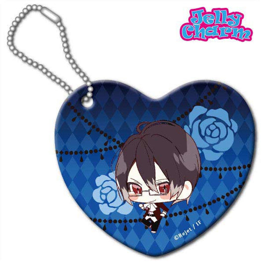 (PO) Diabolik Lovers Lost Eden Jelly Charm Heart Type - Reiji (6)
