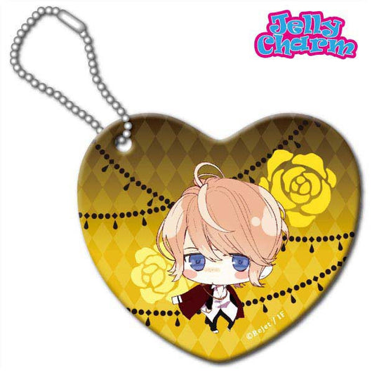 (PO) Diabolik Lovers Lost Eden Jelly Charm Heart Type - Shu (6)