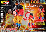Dimension of DRAGONBALL Over Drive 02 Dragonball GT - Super Saiyan 4 Son Gokou