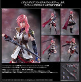 Dissidia Final Fantasy Play Arts Kai - Lightning
