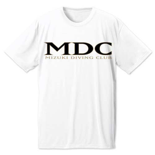 (PO) Dive! MDC Dry T-shirt (White) (9)