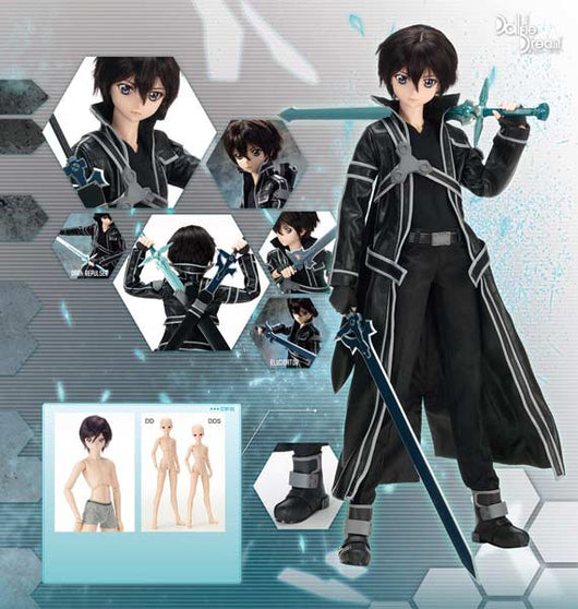 (PO) Dollfie Dream Sword Art Online - Kirito (TBC)