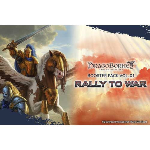 Dragoborne -Rise to Supremacy- Booster Vol.01 [Rally to War]