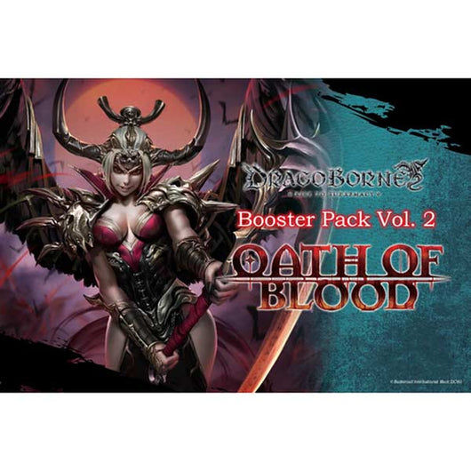 Dragoborne -Rise to Supremacy- Booster Vol.02 [Oath of Blood]
