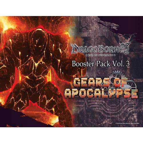 Dragoborne -Rise to Supremacy- Booster Vol.03 [Gears of Apocalypse]