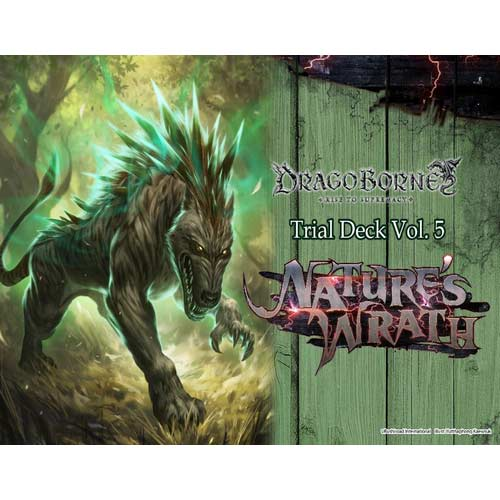 (PO) Dragoborne -Rise to Supremacy- Trial Deck Vol.05 [Natures Wrath] (2)