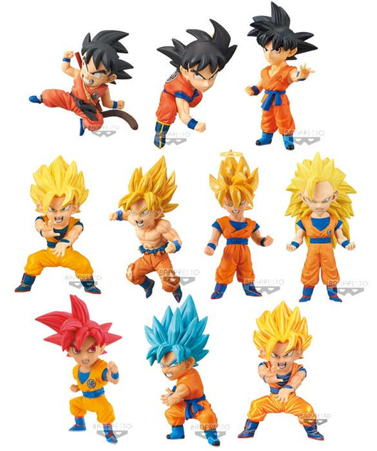 Dragonball WCF Limited - Son Goku Special